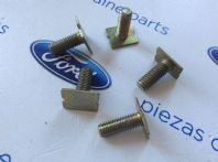 Ford Cortina MK3 New Genuine Ford bumper moulding studs x5